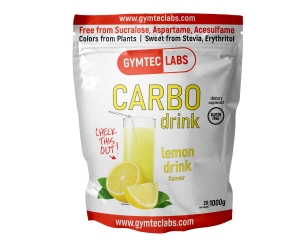 CARBO lemon flavor 1000g